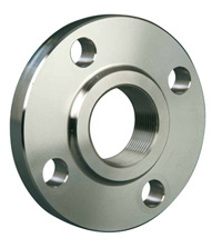 ASTM A105 Threaded Flange
